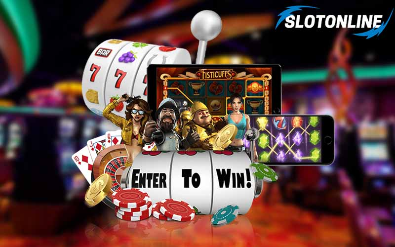 Kumpulan Info Tentang Slot Online Dan Casino Online